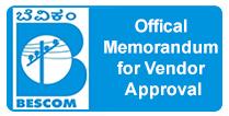 Official Memorandum for Vendor Approval
